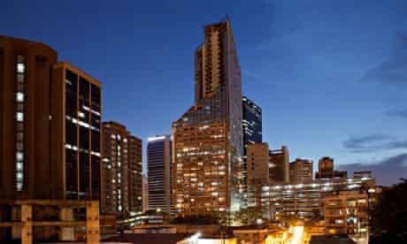 Cities: caracas 6, tower
