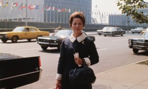 Shirley Temple at UN