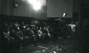 Light performances 2-4, 1971-72, by Tim Johnson