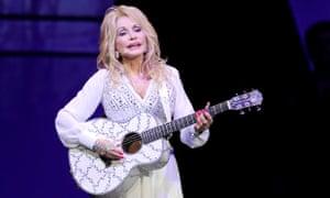 Dolly Parton in Melbourne