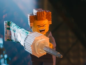 Lego Movie Made By Australian Studio Clicks With The Us Box Office Film The Guardian