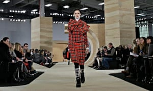 Marc by Marc Jacobs at New York fashion week.