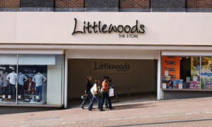 Littlewoods are the latest retailer to invest in personalisation through big data.