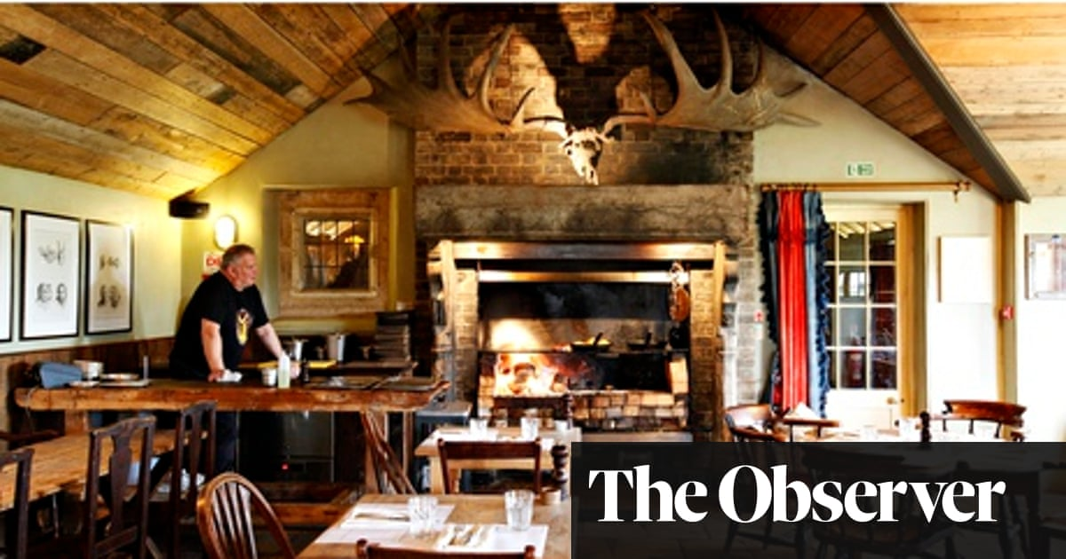 The Gunton Arms Restaurant Review Jay Rayner Food The