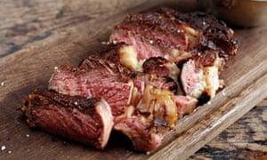 The Gunton Arms: rib of beef