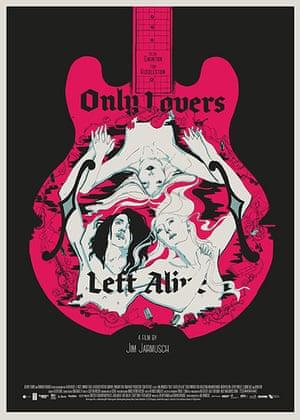 goodlook1502: Only Lovers Left Alive poster
