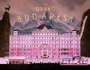 goodlook1502: The Grand Budapest Hotel poster