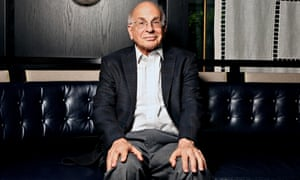Daniel Kahneman changed the way we think about thinking  But