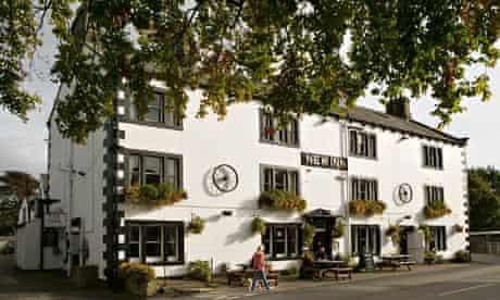 The New Inn Clapham Yorkshire UK