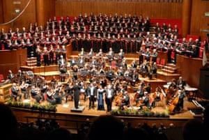Volsec Valentines Day: Bournemouth Symphony orchestra.