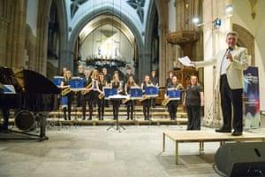 Volsec Valentines Day: Valentines Concert Blackburn Cathedral