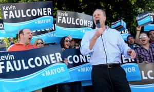 San Diego Kevin Faulconer