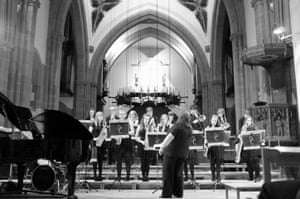 Volsec Valentines Day: Valentines Concert Blackburn Cathedral playing