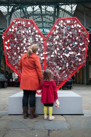 Volsec Valentines Day: BHF heart