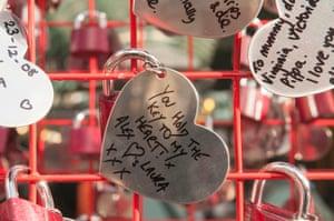 Volsec Valentines Day: Padlock