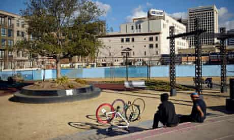 Cities: Oakland 1, bikes