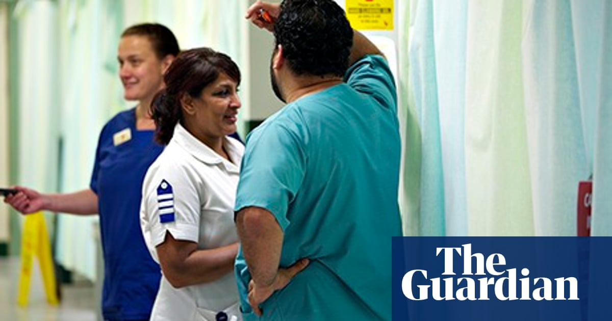 How has the NHS workforce changed since the coalition took power