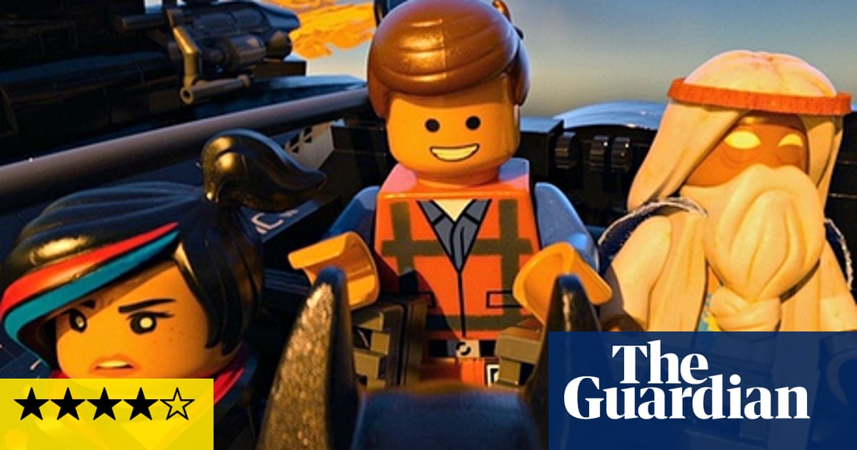 The Lego Movie Review The Lego Movie The Guardian
