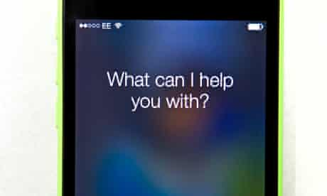 Siri … stuff to say.