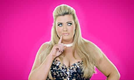 Gemma from The Only Way Is Essex, series 4.
