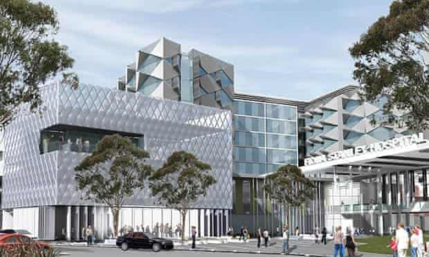 Fiona Stanley Hospital, Perth