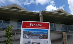 House prices Australia - for sale sign