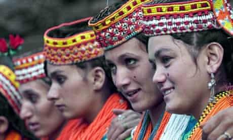KALASH VALLEY IN PAKISTAN