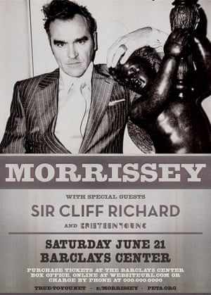 Morrissey and Cliff