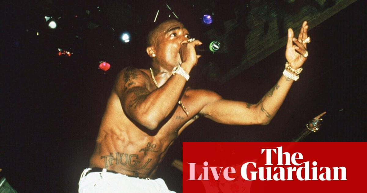 Tupac, Amish in LA and Soshi Games – today's breaking pop