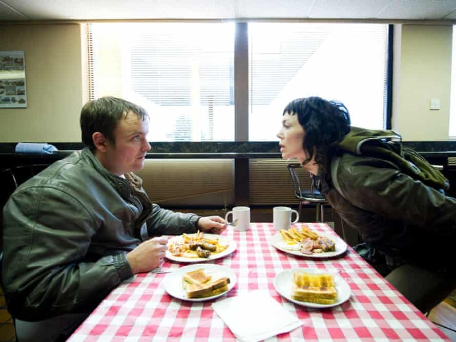 Utopia: Neil Maskell and Fiona O'Shaughnessy