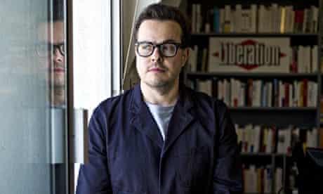 Liberation editor Nicolas Demorand