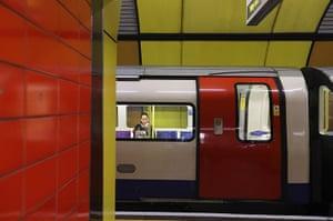 Top 10 trains: London underground train