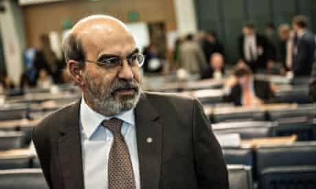UN FAO chief José Graziano da Silva