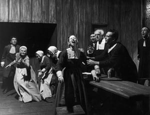 10 best: The Crucible