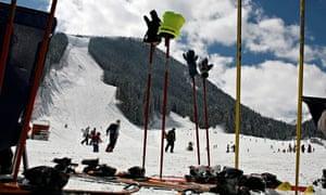 Bulgaria's Bansko Ski Resort