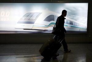 Top 10 trains: Shanghai Maglev