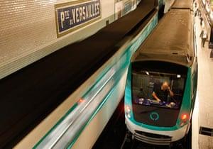 Top 10 trains: MF2000 Paris metro