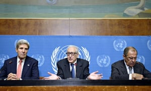 United Nations-Arab League special envoy
