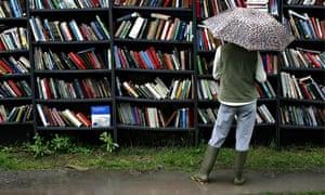 books rain