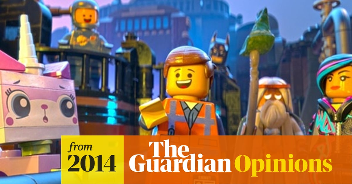 The Lego Movie Isn T A Great Film It S A Brilliant Commercial The Lego Movie The Guardian