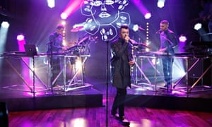 Disclosure perform Latch on TV with Sam Smith.