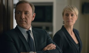 House of Cards season two frank underwood claire robin wright kevin spacey