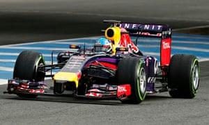 2014 F1 Testing - Jerez