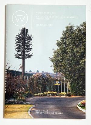 Magazine design: Magazine design Works That Work magazine