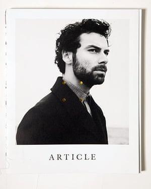 Magazine design: Magazine design Article magazine
