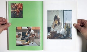 Magazine design: Magazine design The Gourmand