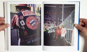 Magazine design: Magazine design Green Soccer Journal
