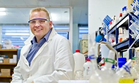 Professor Tom Welton, scientist