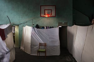 1st Prize in General News Singles category of the 57th World Press Photo Contest, it was announced by the organizers in Amsterdam, The Netherlands, 14 February 2014. It shows temporary accommodation for Syrian refugees in Sofia, Bulgaria.