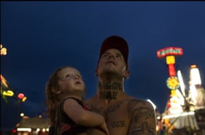 1st prize stories Sara Lewkowicz, United States, for Time  02 September 2012 One month into their relationship, Shane had Maggie's name tattooed on his neck in large black letters. Millersport, Ohio, US.